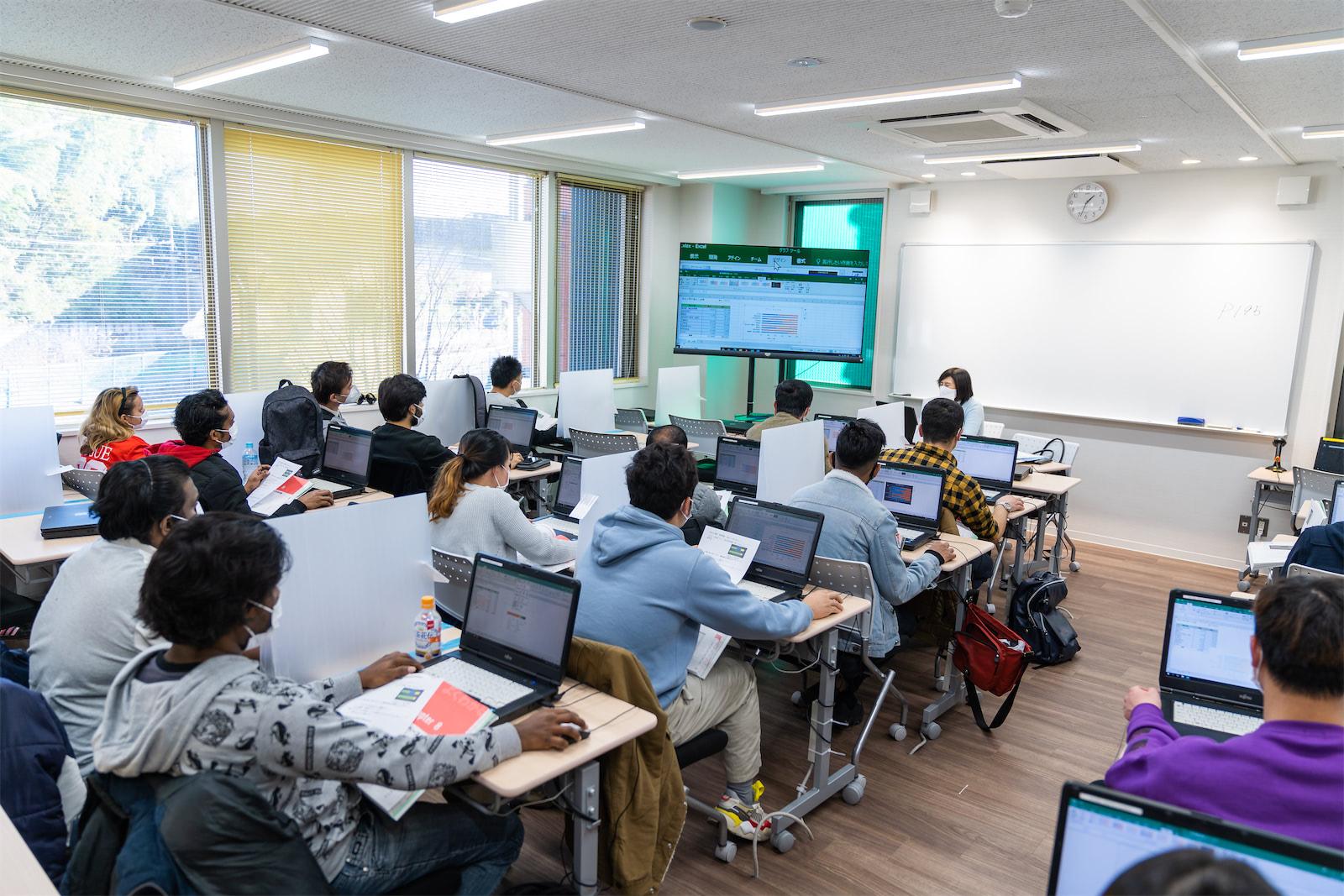 Школа японского языка Meisei
